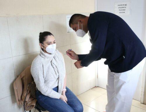 Comienza vacunación en hospitales de Zacatecas