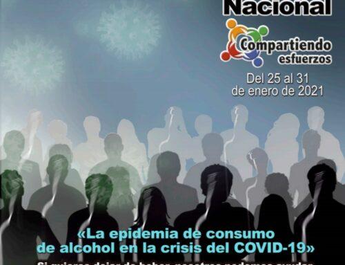 Alcohólicos Anónimos realizará jornada de información sobre alcoholismo