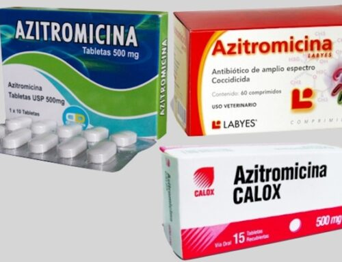 Desaconsejan uso de Ivermectina y azitromicina para covid
