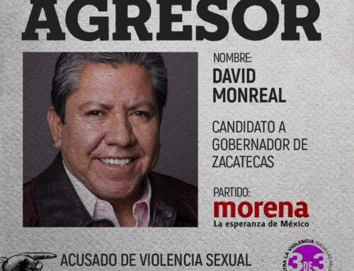 """""""Se les colaron agresores a las candidaturas"""": Red Plural de Mujeres"""