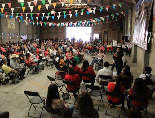 Propone Claudia Anaya Seguro Estatal de Salud