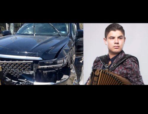 Asesinan a hermano del cantante Alfredo Olivas