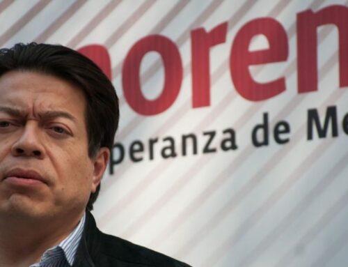 Declara Morena inexistencia de información relacionada con encuestas