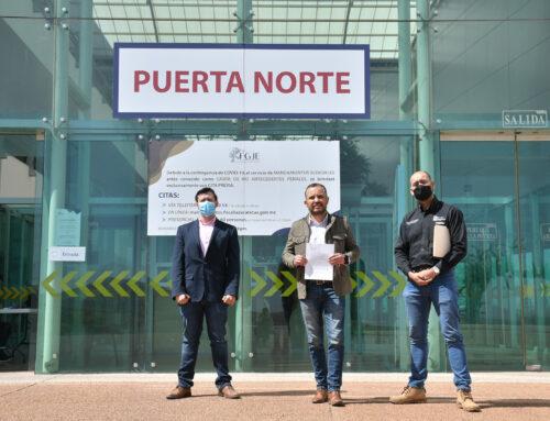 Denuncia alcalde de Guadalupe a priistas y petistas por calumnia
