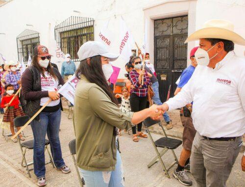 """SE ACABARÁN SUELDOS DE """"BUROCRACIA DORADA"""": DAVID MONREAL"""