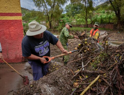Declaran zona de emergencia a Genaro Codina y Cuauhtémoc