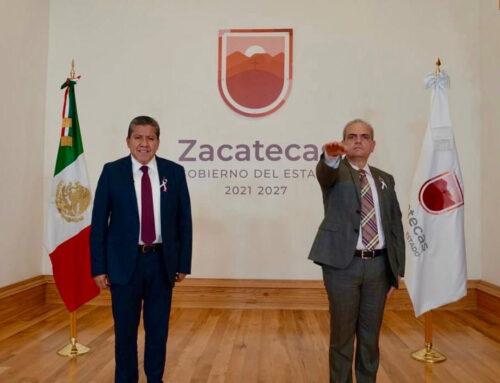 IGNACIO SÁNCHEZ, NUEVO DIRECTOR DEL ISSSTEZAC